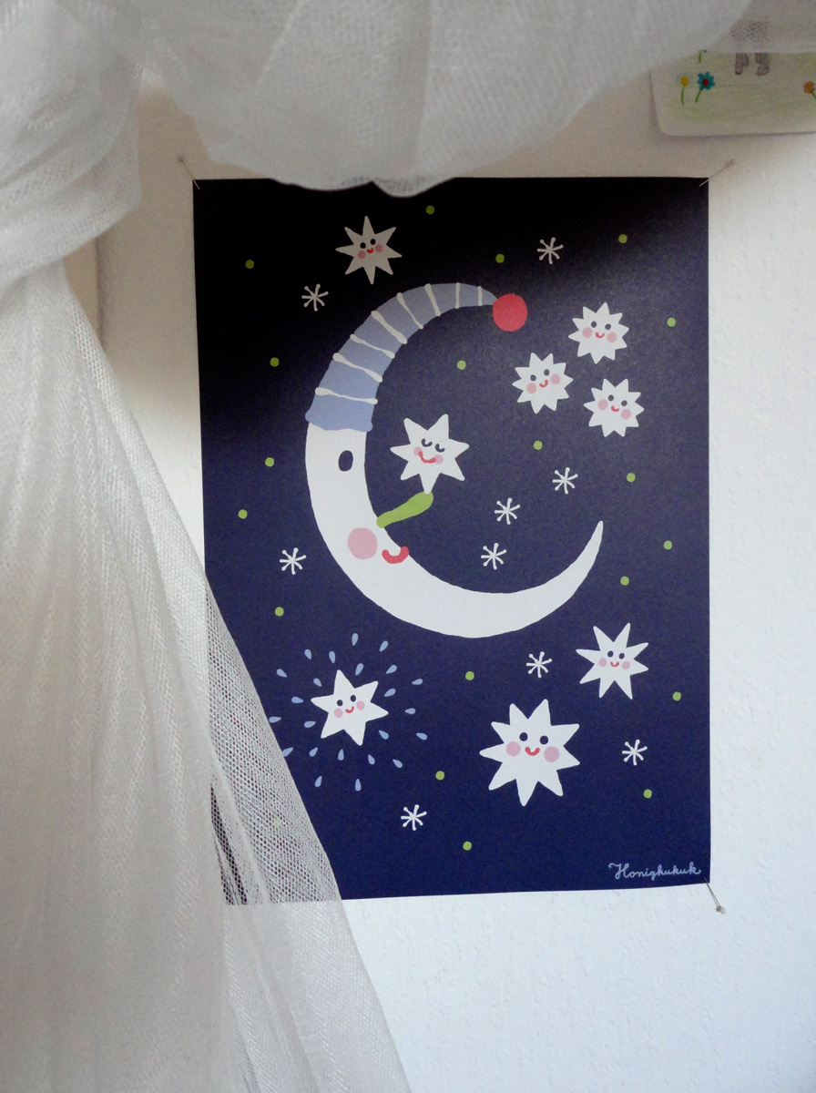 Mondposter