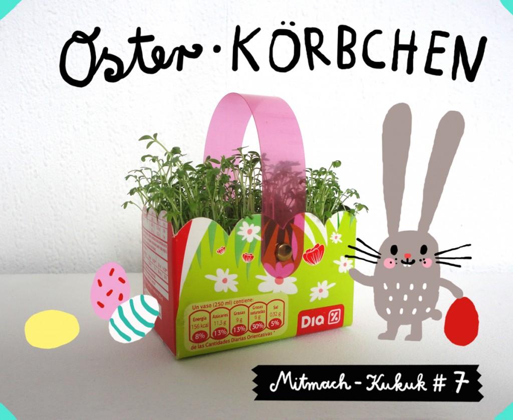 Oster-Koerbchen Mitmach-Kukuk