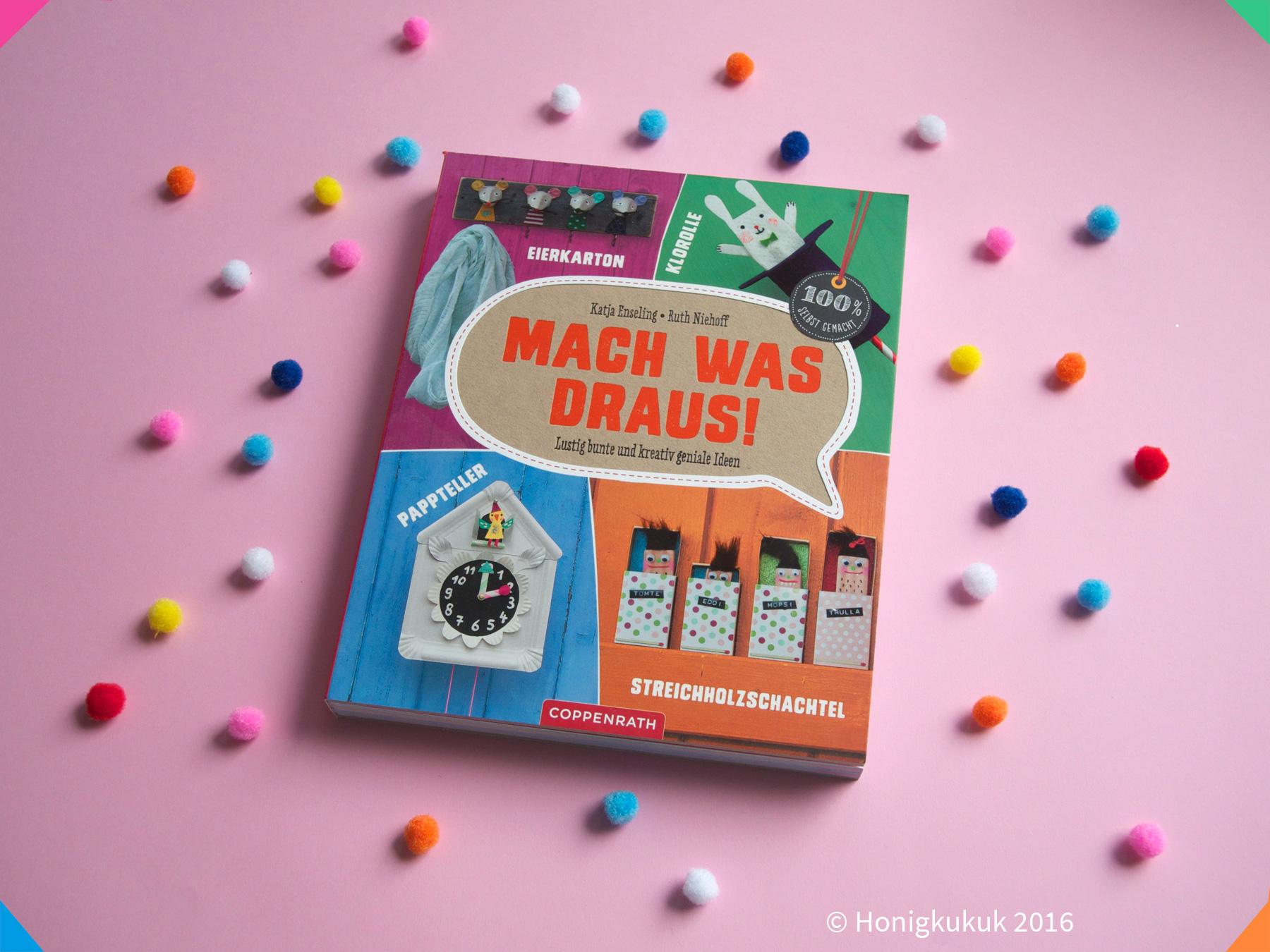 Bastelbuch, Mach was draus!