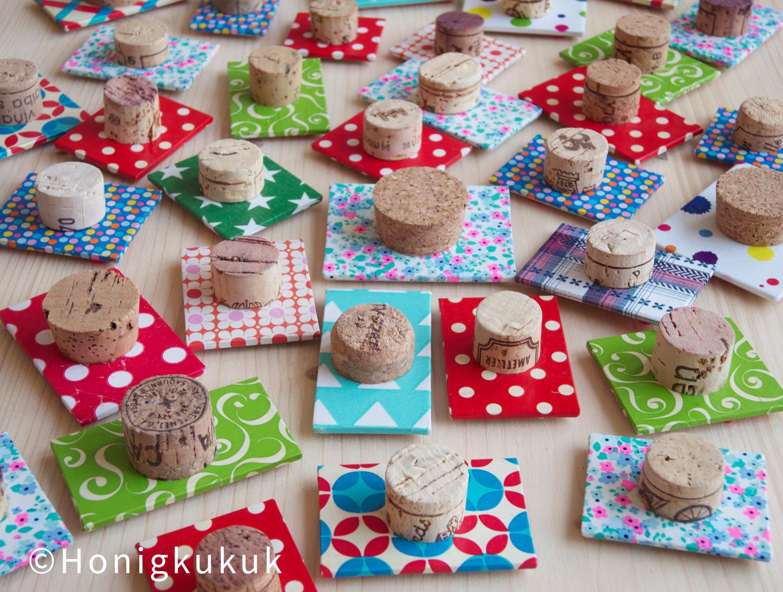 Honigkukuk-Stempel