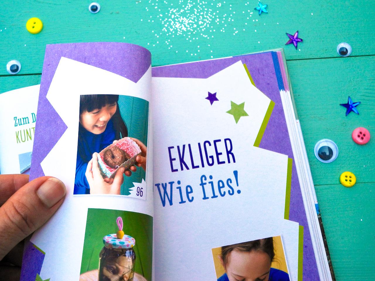 """Rekord-Bastelbuch, Kapitel """"Ekliger"""""""