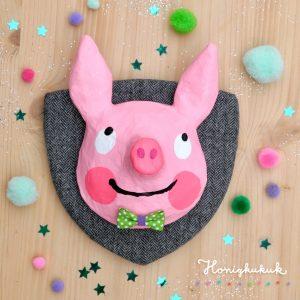 Jahr des Schweins!