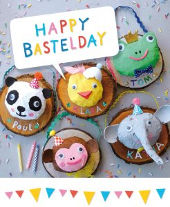 Happy Bastelday, Kreativ-Workshop für Geburtstagskinder