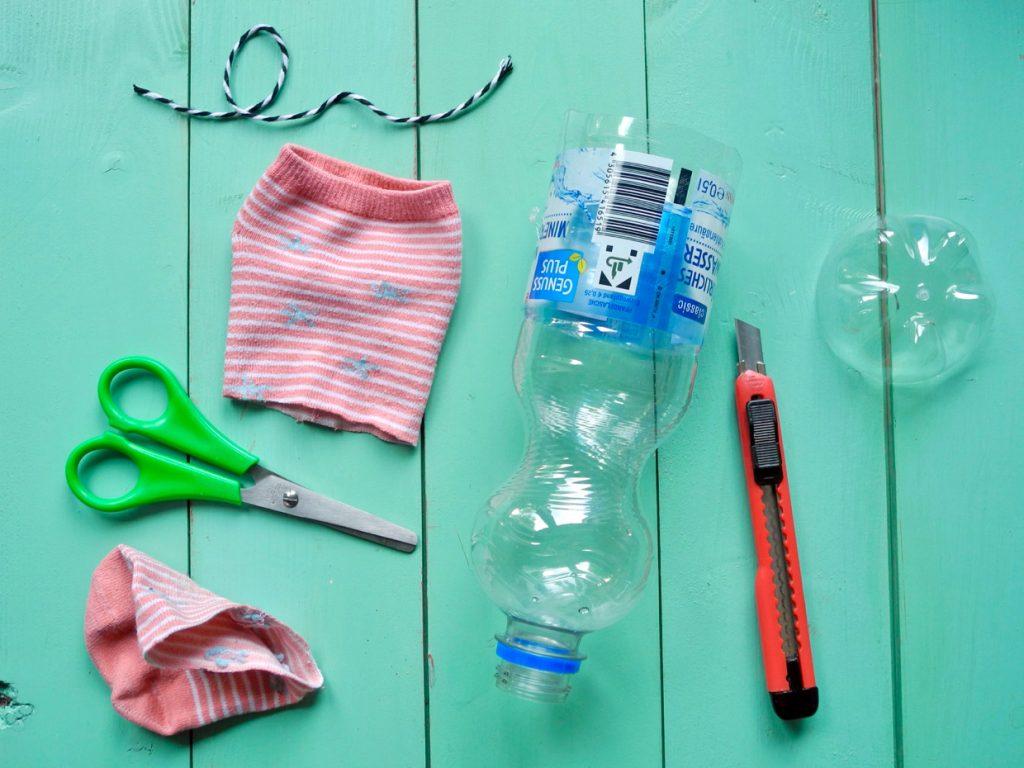Kindergeburtstagsspiele für die Gartenparty, Upcyclingideen zum Spielen, Schneckendisco