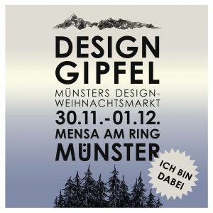 Designgipfel Münster, Flyer 2019